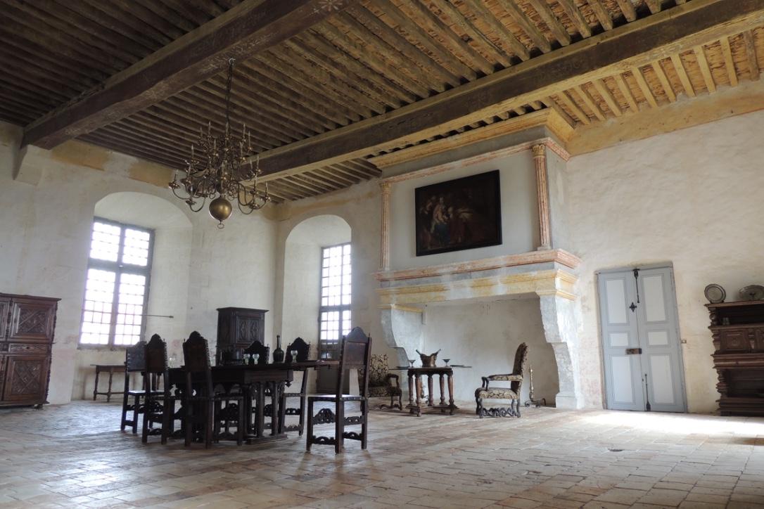 Salle St Charles ou Grand Salon de réception