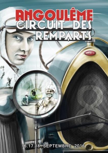 Circuit des Remparts 2016