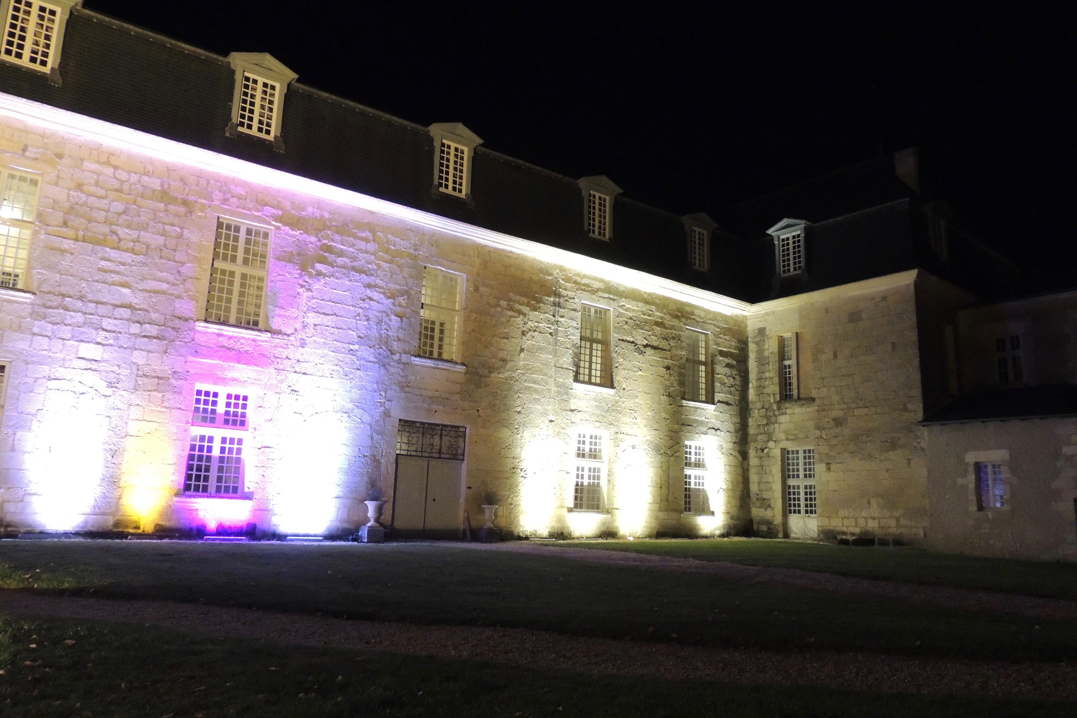 Soirée de Gala au château