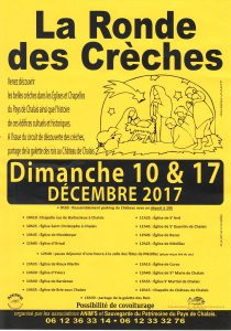 Le Château et la Ronde des Crèches 2017
