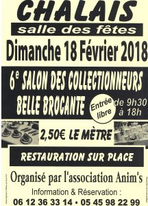 6ème Salon des Collectionneurs – Belle Brocante