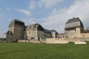 La nouvelle tour du Château