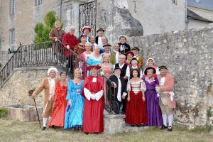 Les Journées Européennes du Patrimoine au Château