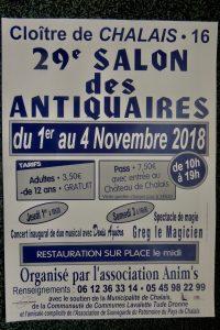 Salon des Antiquaires & Visites du Château