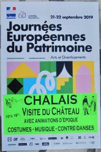 JOURNÉES EUROPÉENNE du PATRIMOINE